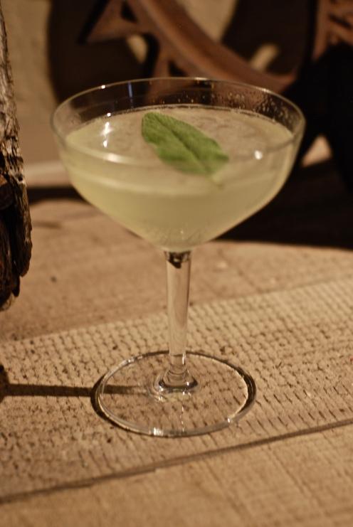 High Desert Martini