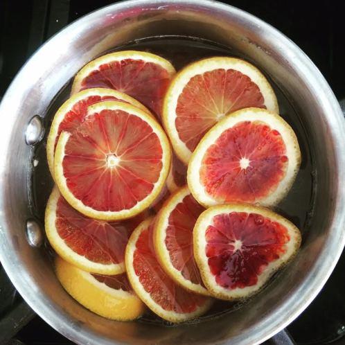 Blood Orange Simple
